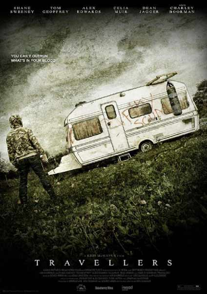 Travellers (2011) - Movie Poster
