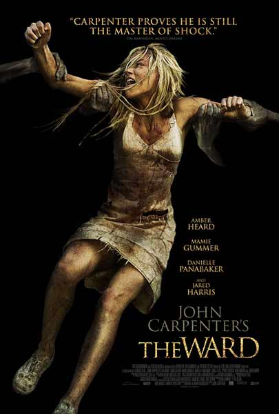 Ward, The (2010) - Movie Poster