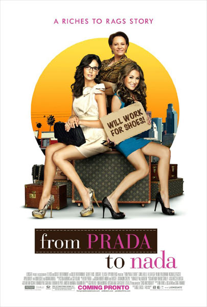 From Prada to Nada (2011) - Movie Poster