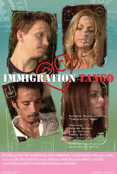 Immigration Tango (2010) - Movie Poster