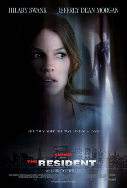 The Resident (2011) - Movie Poster