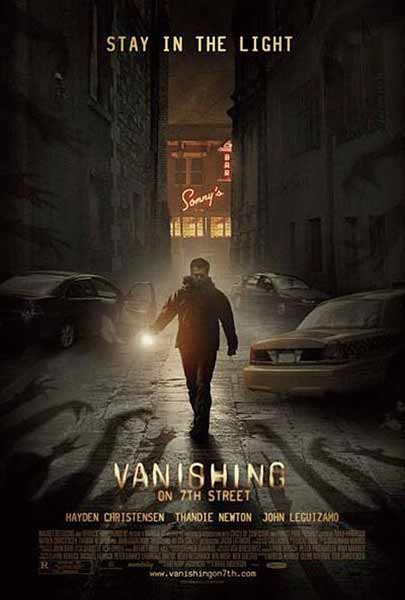 Vanishing on 7th Street (2010)  - Movie Poster