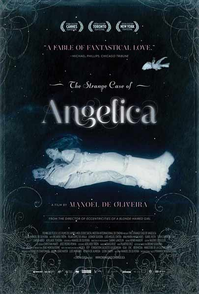 The Strange Case of Angelica (2010) - Movie Poster