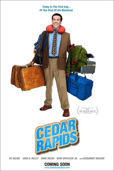 Cedar Rapids (2011) - Movie Poster