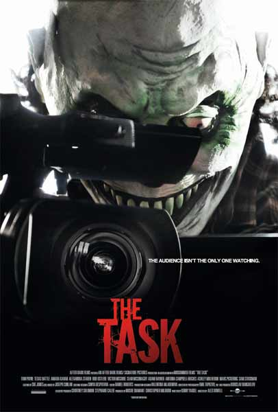 The Task (2010) - Movie Poster