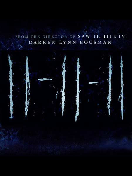 11-11-11 (2011) - Movie Poster