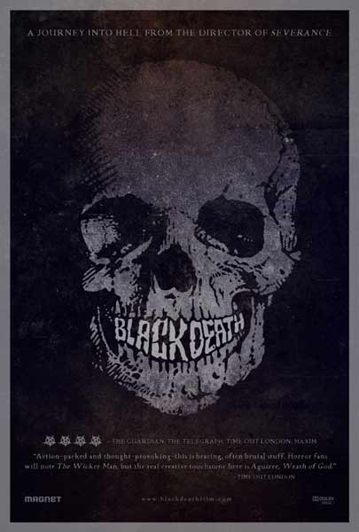 Black Death (2010) - Movie Poster