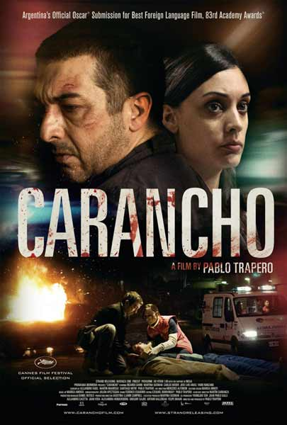 Carancho (2010) - Movie Poster
