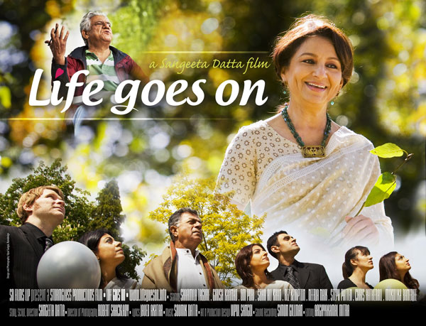 Life Goes On (2009) - Movie Poster