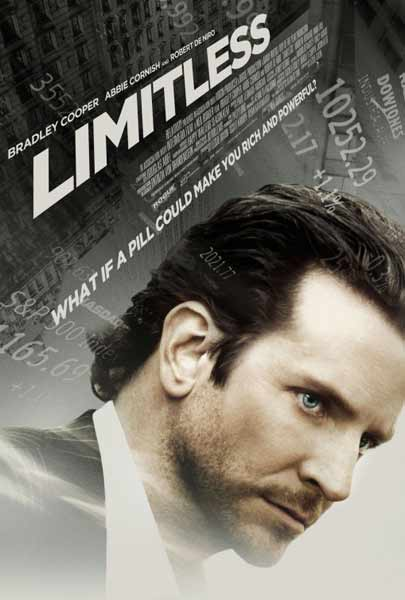 Limitless (2011) - Movie Poster