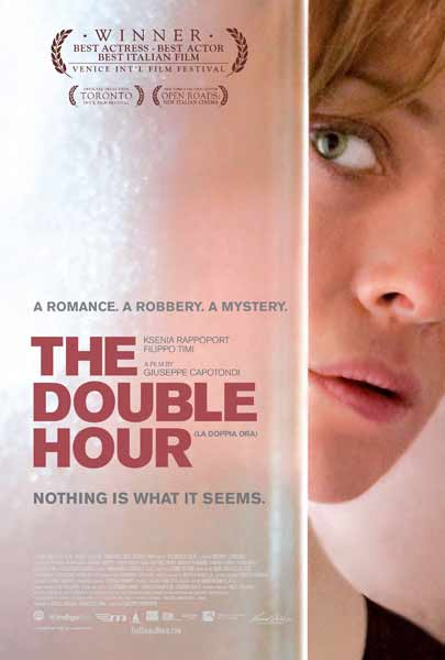 Double Hour, The (2009) - Movie Poster