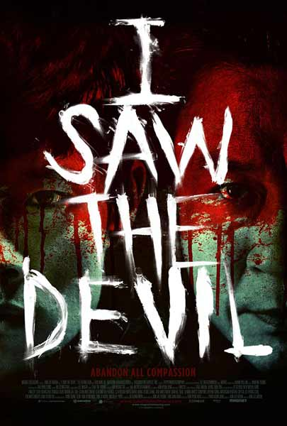 I Saw the Devil (2010) - Movie Poster