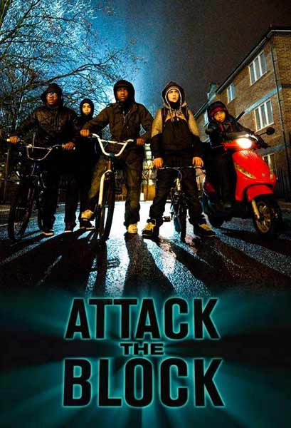 Attack the Block (2011) - Movie Poster