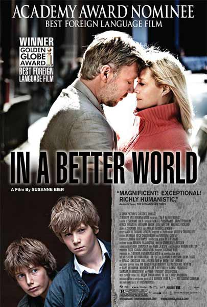 In A Better World (2010) - Movie Poster