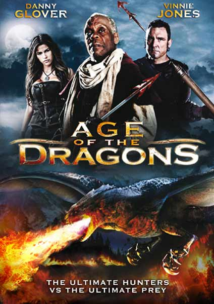 Age of the Dragons (2011) - Movie Poster