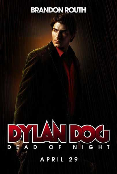 Dylan Dog: Dead of Night (2010) - Movie Poster