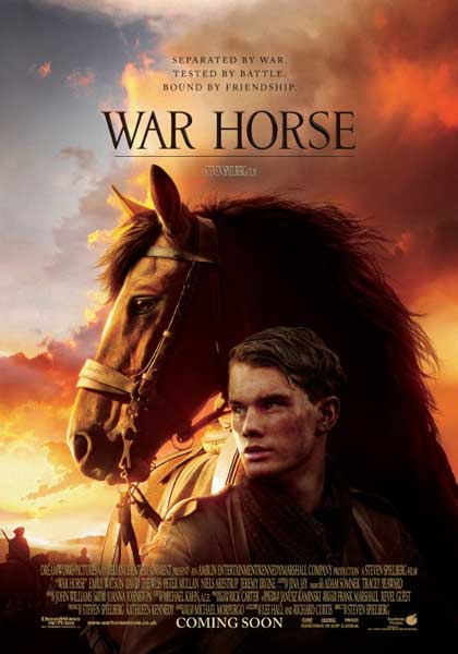 War Horse (2011) - Movie Poster