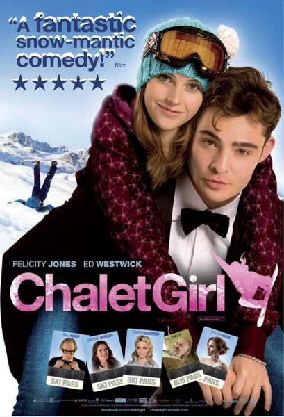 Chalet Girl (2011) - Movie Poster