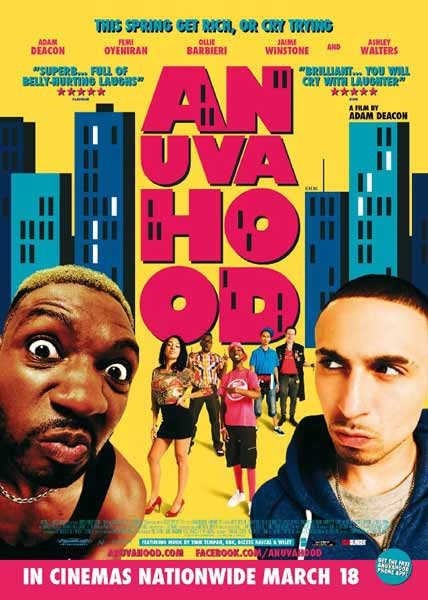 Anuvahood (2011) - Movie Poster