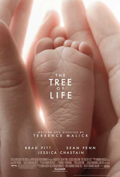 The Tree of Life (2011) - Movie Poster