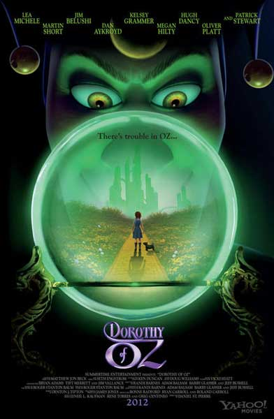 Dorothy of Oz (2012) - Movie Poster