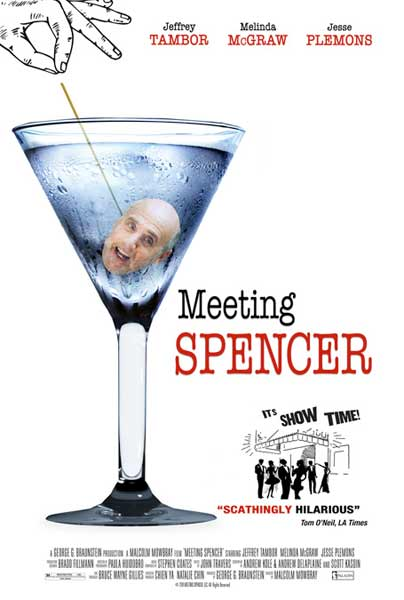 Meeting Spencer (2010) - Movie Poster