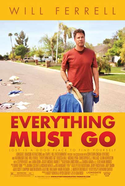 Everything Must Go (2010) - Movie Poster
