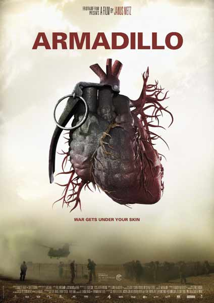 Armadillo (2010) - Movie Poster