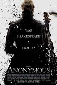 Anonymous (2011) - Movie Poster