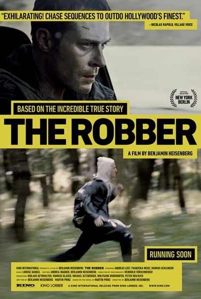The Robber (2010)  - Movie Poster