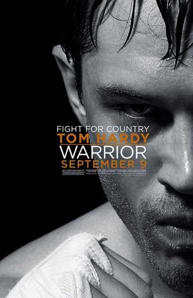 Warrior (2011) - Movie Poster