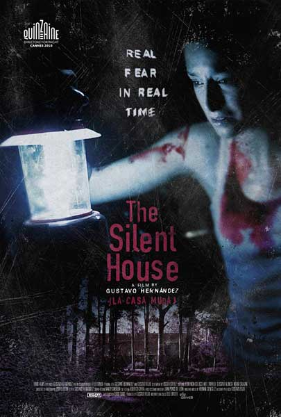 The Silent House (2010) - Movie Poster