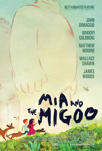 Mia et le Migou (2008) - Movie Poster