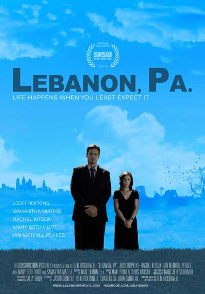 Lebanon, Pa. (2010) - Movie Poster