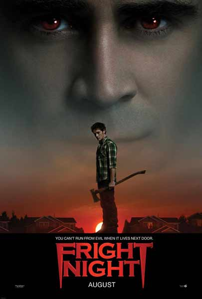 Fright Night (2011) - Movie Poster