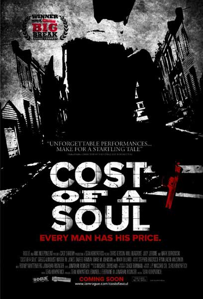 Cost of a Soul (2010) - Movie Poster