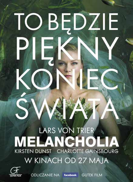 Melancholia (2011) - Movie Poster