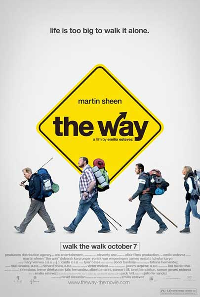 Way, The (2010) - Movie Poster
