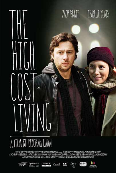 The High Cost of Living (2010) - Movie Poster