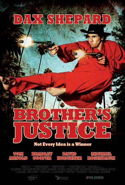 Brother\'s Justice (2010) - Movie Poster