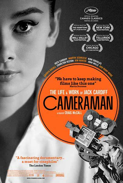Cameraman: The Life and Work of Jack Cardiff (2010) - Movie Poster