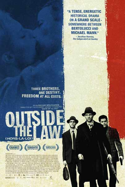 Outside the Law (2010) - Movie Poster