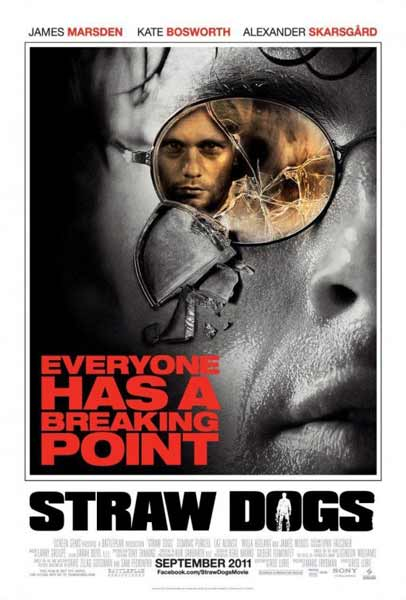 Straw Dogs (2011) - Movie Poster