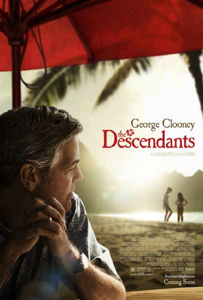 The Descendants (2011) - Movie Poster