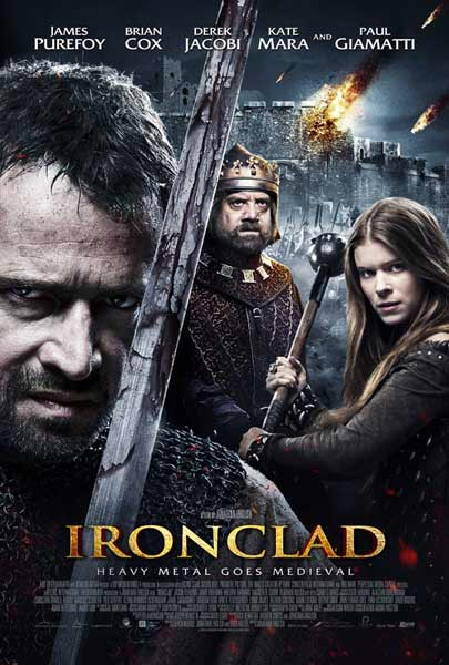 Ironclad (2011) - Movie Poster