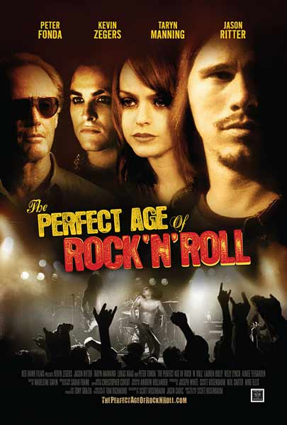 The Perfect Age of Rock \'n\' Roll (2009) - Movie Poster