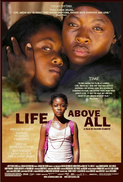 Life, Above All (2010) - Movie Poster
