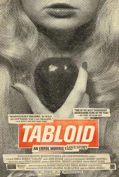 Tabloid (2010) - Movie Poster