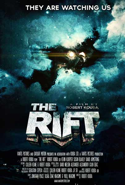 The Rift (2012) - Movie Poster