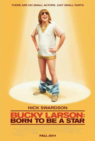 Bucky Larson: Born to Be a Star (2011) - Movie Poster